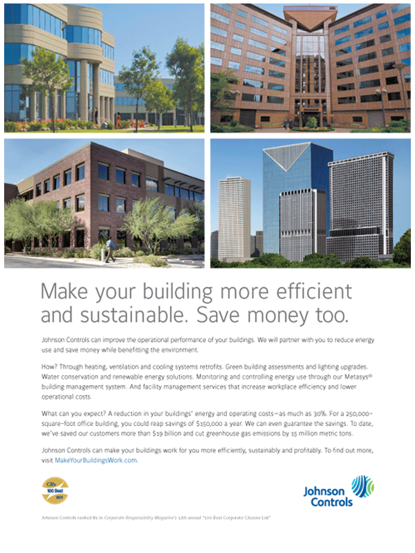 Efficient and Sustainable Buildings